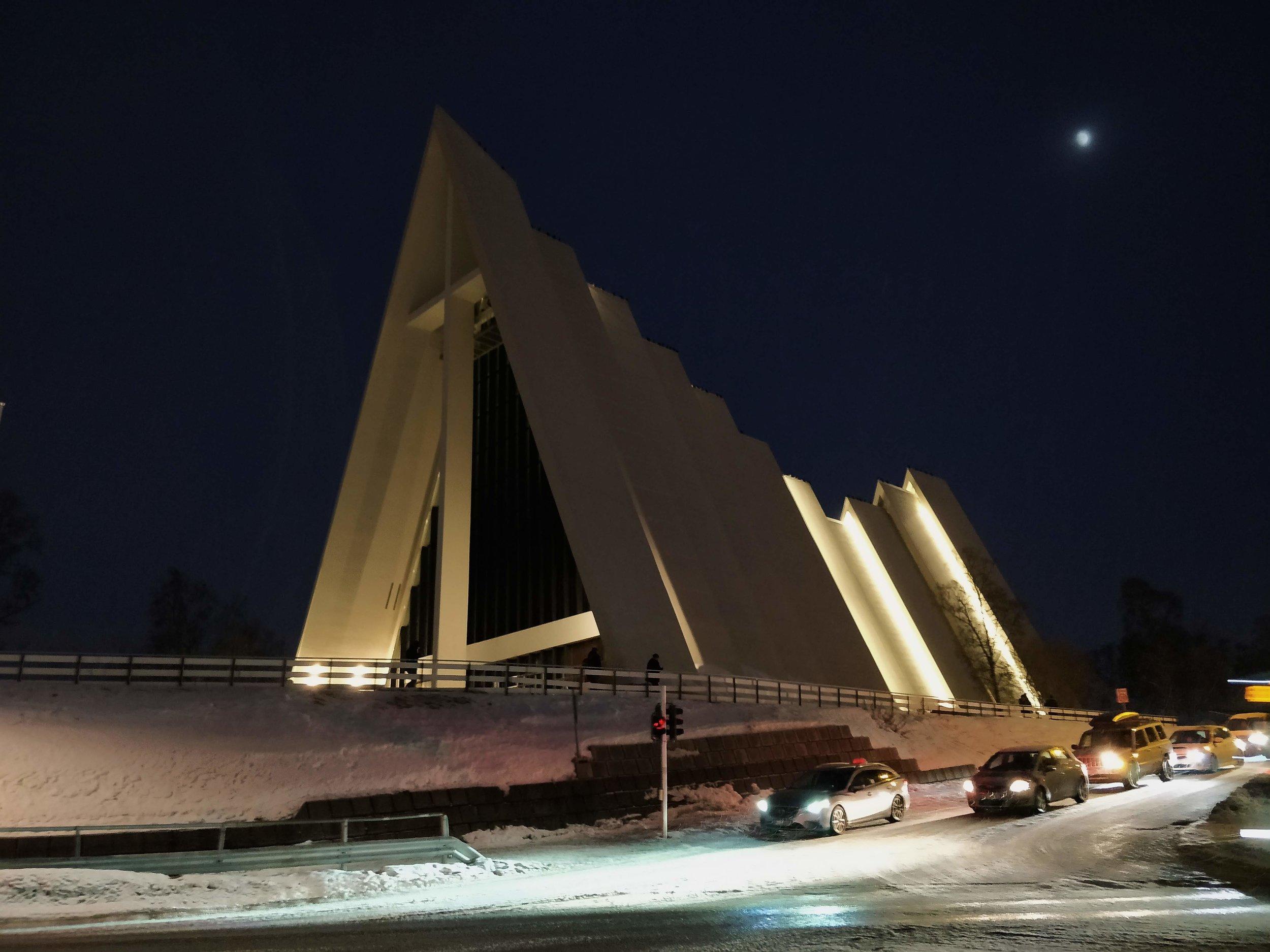 Ishavskatedralen/Arctic Cathedral