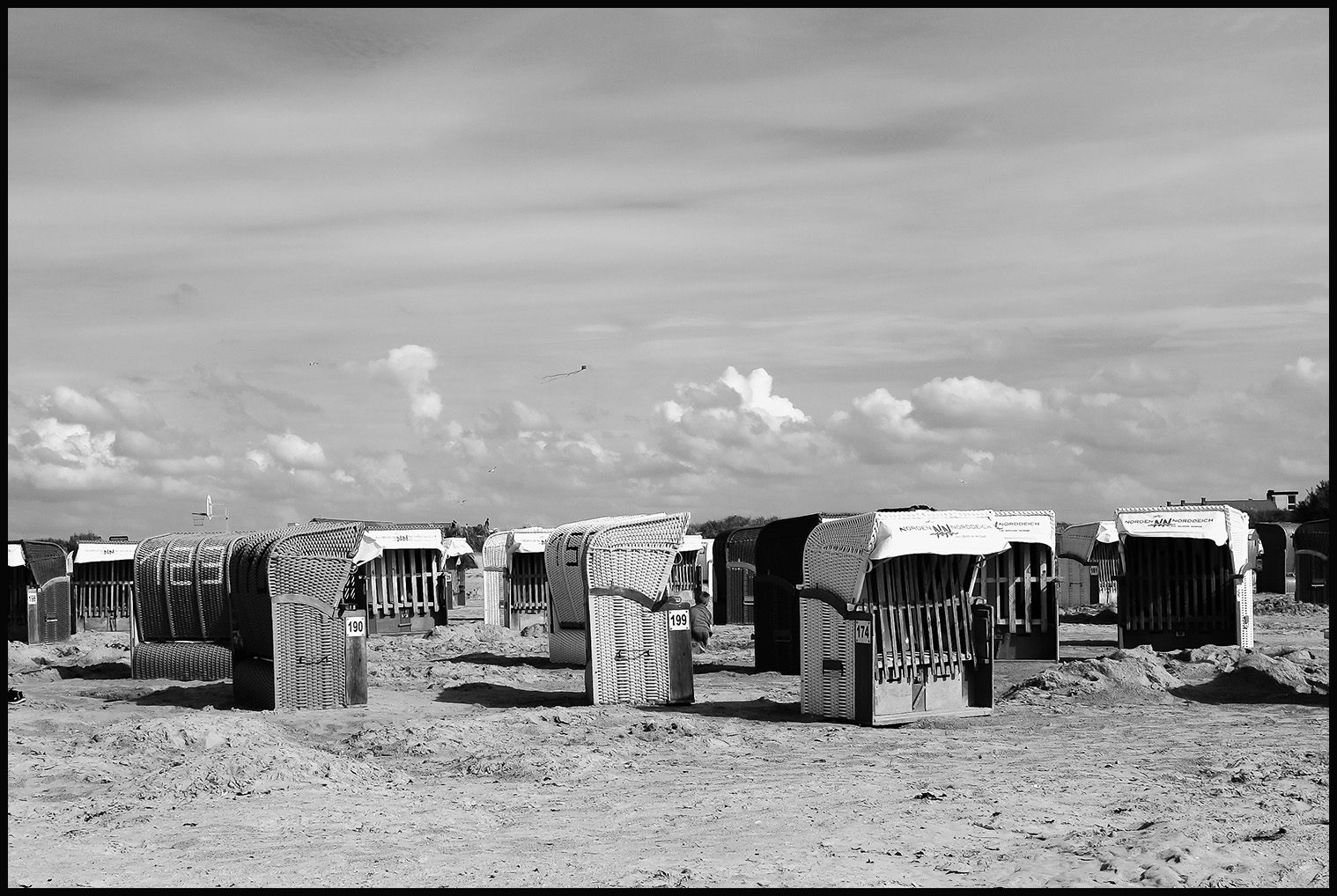 """Strandkorb""   Fujifilm X100S © 2015 Miguel Witte"