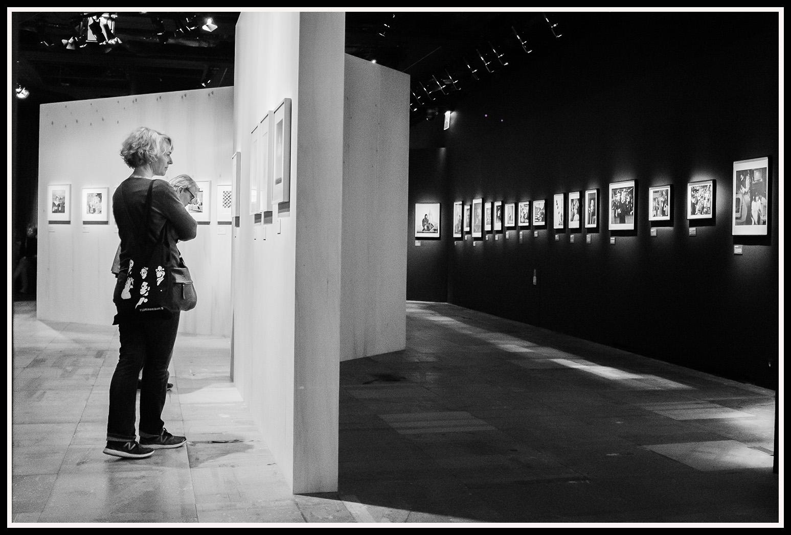 """""""Doisneau and Music"""" - Cité de la Musique, Philharmonie de Paris   Fujifilm X100S © 2019 Miguel Witte"""