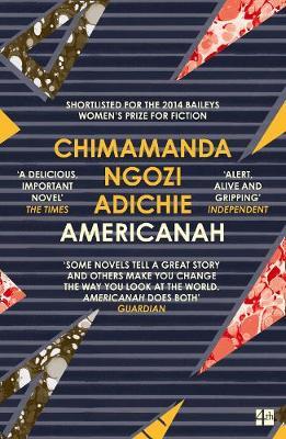 """4. Americanah, Chimamanda Ngozi Adichie - Genre: RomanSamenvatting van het boek in twee zinnen: De liefde die de Nigeriaanse Ifemelu en Obinze voor elkaar hebben wordt hevig verstoord wanneer zij hun land wegens de militaire dictatuur moeten verlaten. Als Ifemelu in Amerika gaat studeren, krijgt ze te maken met vernedering en tegenslag en raken zij en Obinze steeds meer van elkaar vervreemd. Favoriete quote: """"If you don't understand, ask questions. If you're uncomfortable about asking questions, say you are uncomfortable about asking questions and then ask anyway. It's easy to tell when a question is coming from a good place. Then listen some more. Sometimes people just want to feel heard. Here's to possibilities of friendship and connection and understanding."""""""