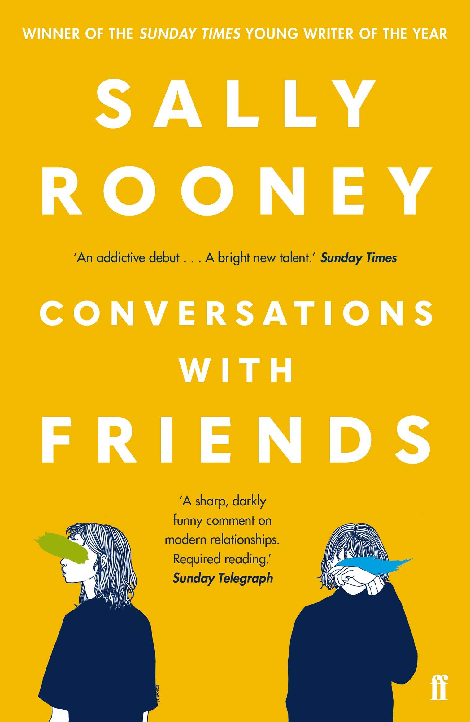 """5. Conversations with Friends, Sally Rooney - Genre: RomanSamenvatting van het boek in drie* zinnen: Frances woont in Dublin, ze is 21, koel, schrijft poëzie, is observerend en is de beste vriendin van Bobbi. Als ze meedoet aan een poetryslam wordt ze gespot door de succesvolle journaliste Melissa. Frances raakt al snel geobsedeerd met zowel Melissa als Melissa's echtgenoot Nick en haar relatie tot hen en Bobbi neemt ingewikkelde vormen aan.Favoriete quote: """"You underestimate your own power so you don't have to blame yourself for treating other people badly."""""""