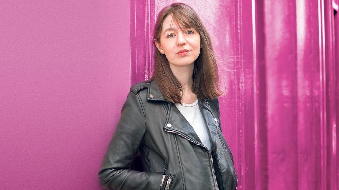 Sally Rooney [Beeld: EYEVINE voor de Sunday Times]