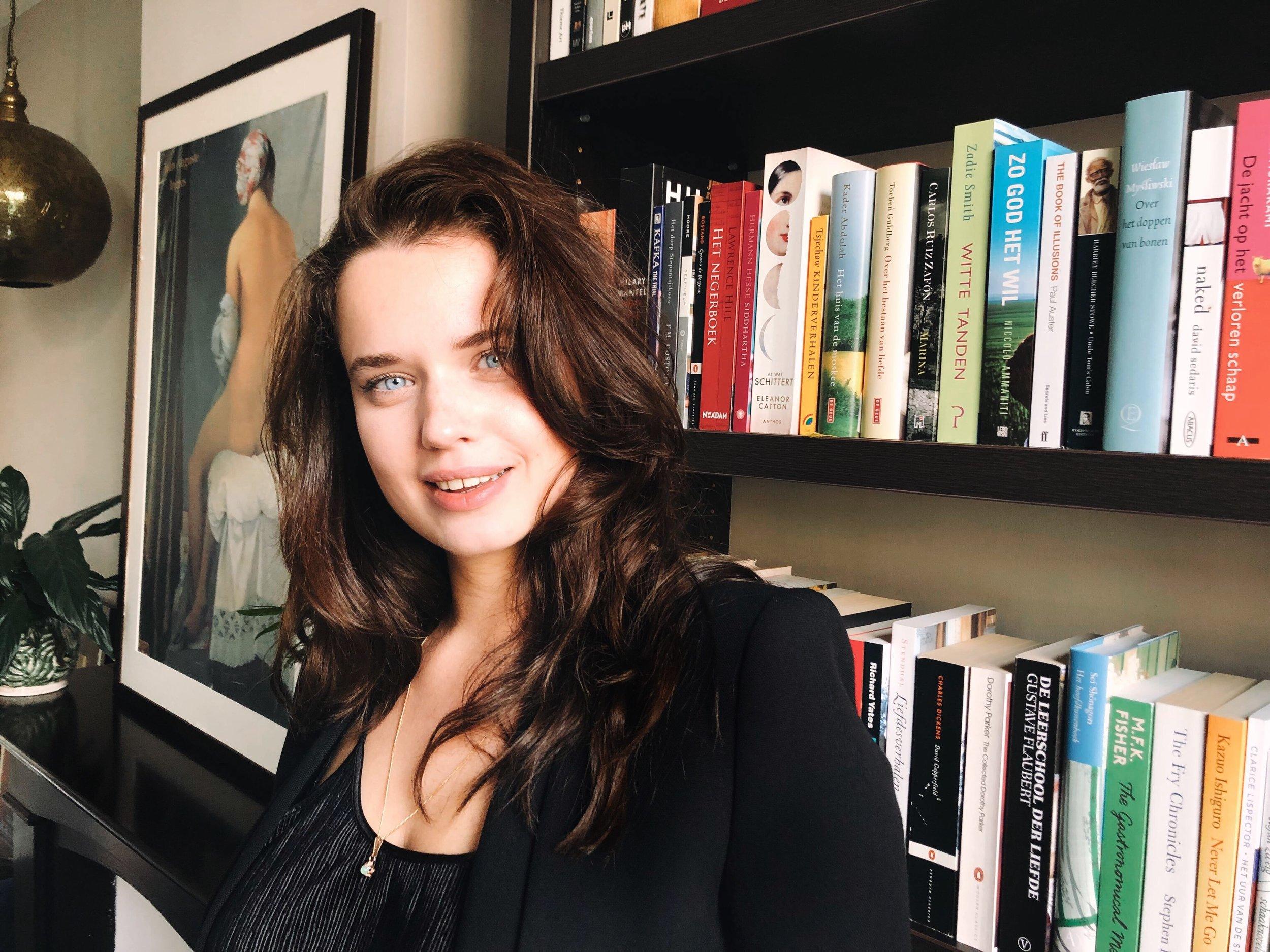 - Nathalie Maciesza is kunsthistorica en mede-oprichter van het online platform De Kunstmeisjes. En binnenkort is ze ook schrijfster van een boek (!). In augustus verschijnt namelijk het boek De Kunstmeisjes.