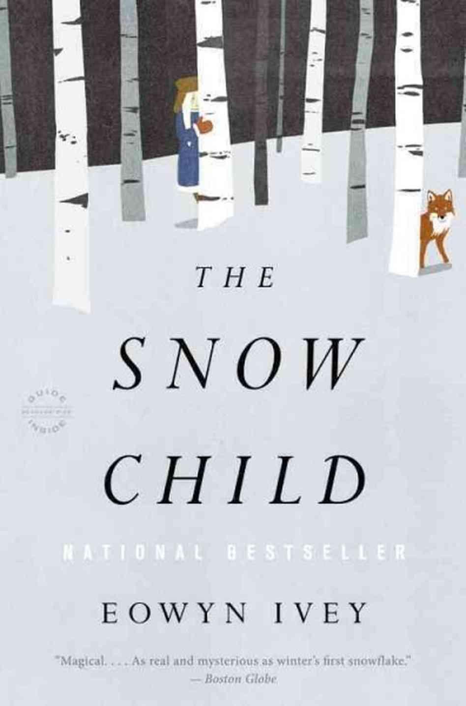 """8. The Snow Child, Eowyn Ivey - Het leven in 1920 Alaska is koud en moeilijk. Hoewel Jack en Mabel samen gelukkig zijn, hebben ze nog altijd een onvervulde kinderwens. Tot ze een morgen wakker worden en een kindje gemaakt uit sneeuw vinden. Maar hoe zorg je voor een kind dat niet van jou is en uit sneeuw is gemaakt? Hoe leef je met iets wat alleen in boeken kan gebeuren?Favoriete quote: """"I guess maybe I don't want to be warm and safe. I want to live."""""""