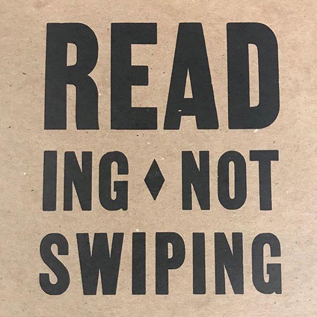 Ik wil dit als behang 👍👍 (via @indiebookstoreday en @expeditionpress )
