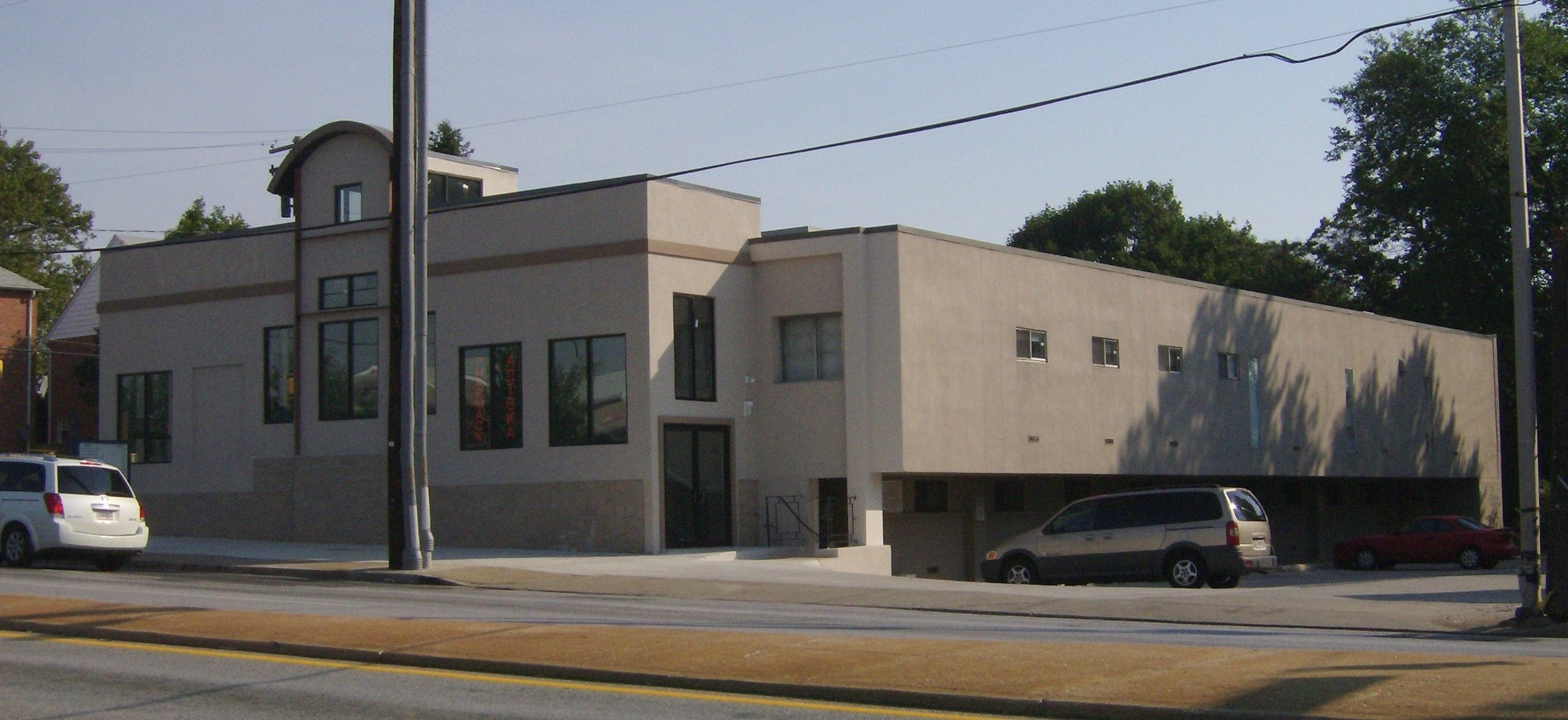 Fallstaff Medical Office Renovation and Addition