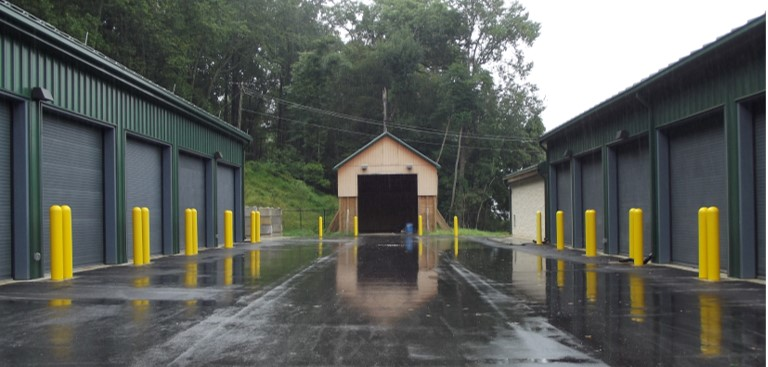 Loch Raven Dam Grounds Maintenance Facility