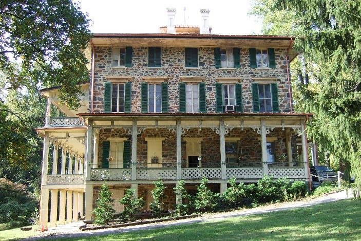 Crimea Mansion Renovations