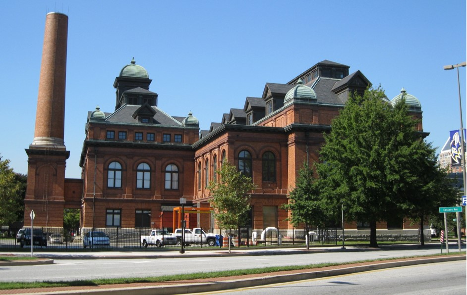 Eastern Avenue Pumping Station Renovations