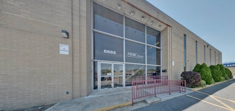MSBC Security Boulevard Office Building Renovations