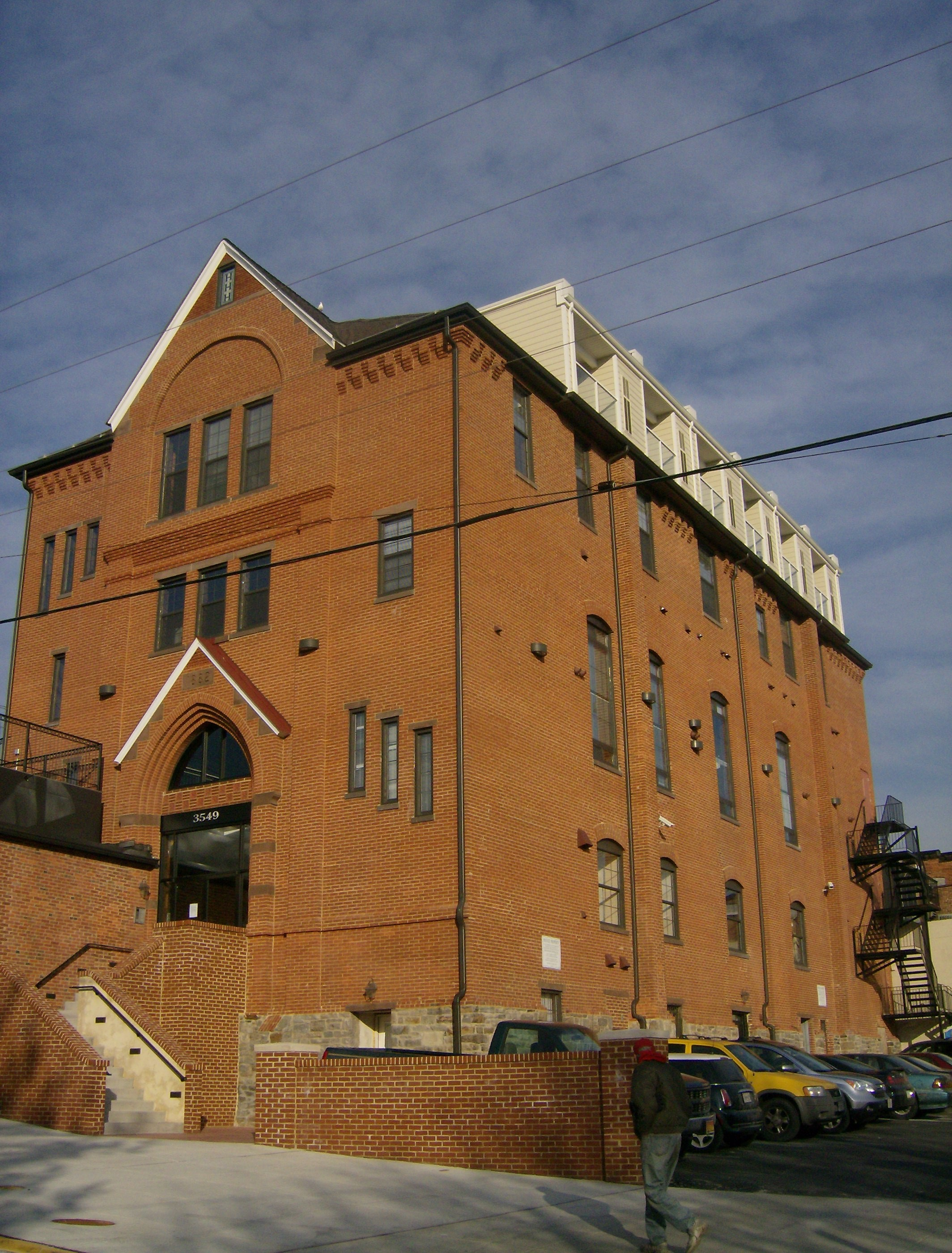 Hampden Hall Renovations
