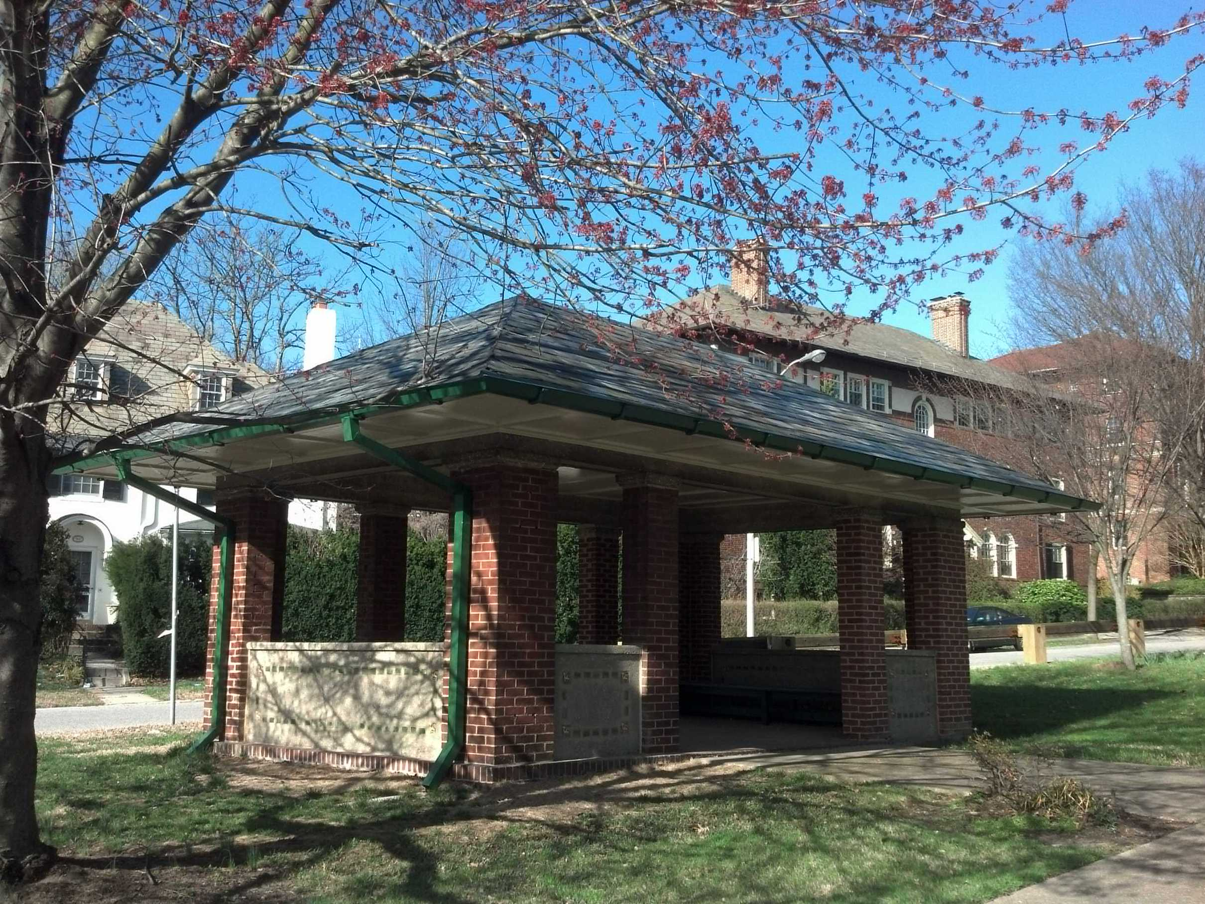 Roland Road Trolley Stop