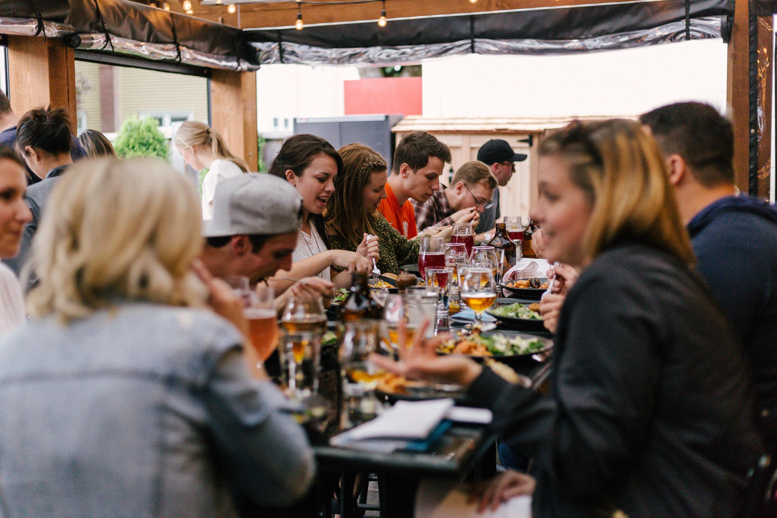 Design Your Life - Community dinner + Workshop