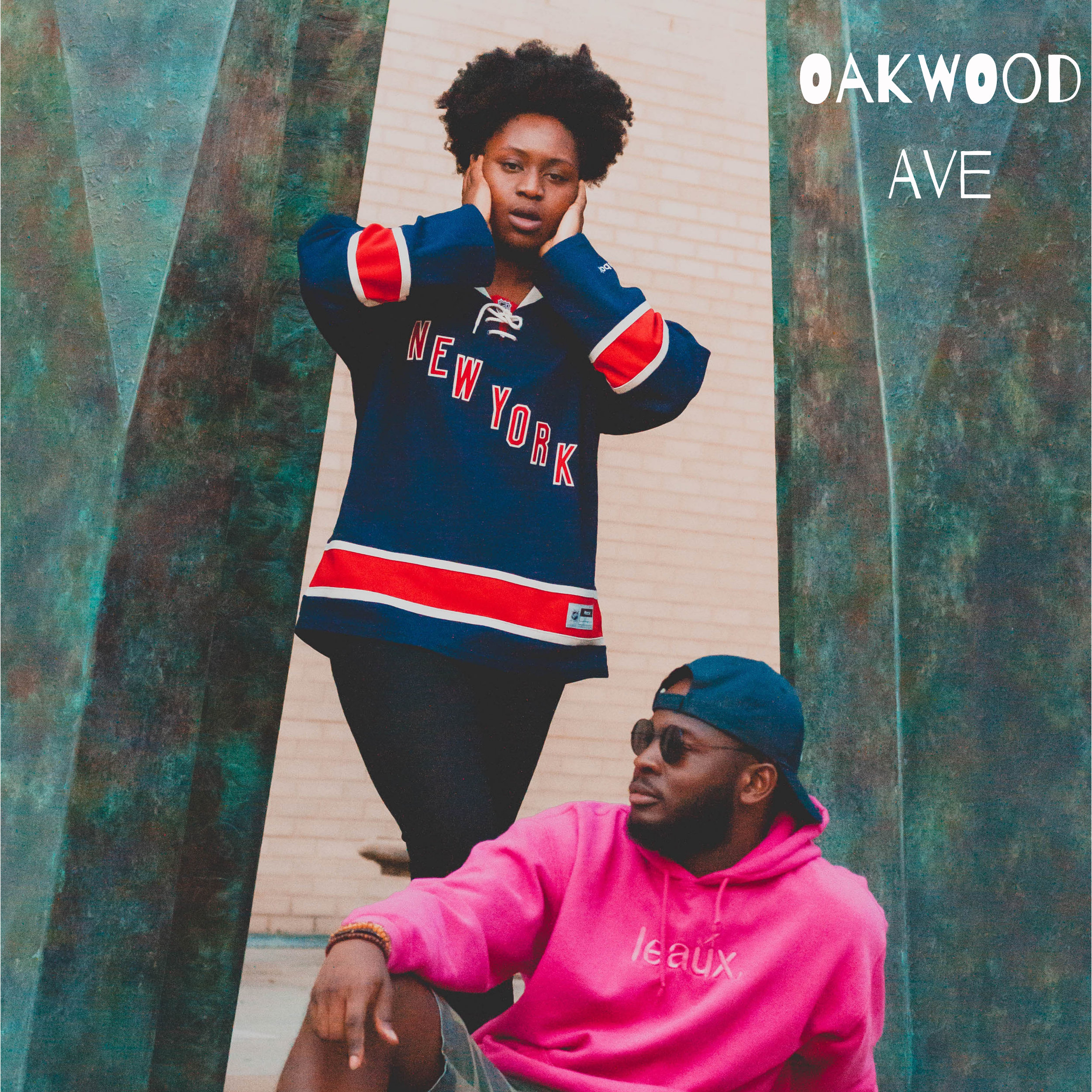 Oakwood Ave  - The new EP from Toyin Ores and Shalom Dubas.Listen below
