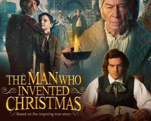 The Man Who Invented Christmas  (2016)