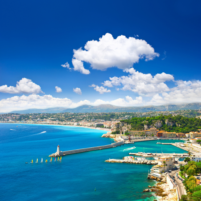 Glamorous France - Just one of our many European destinations
