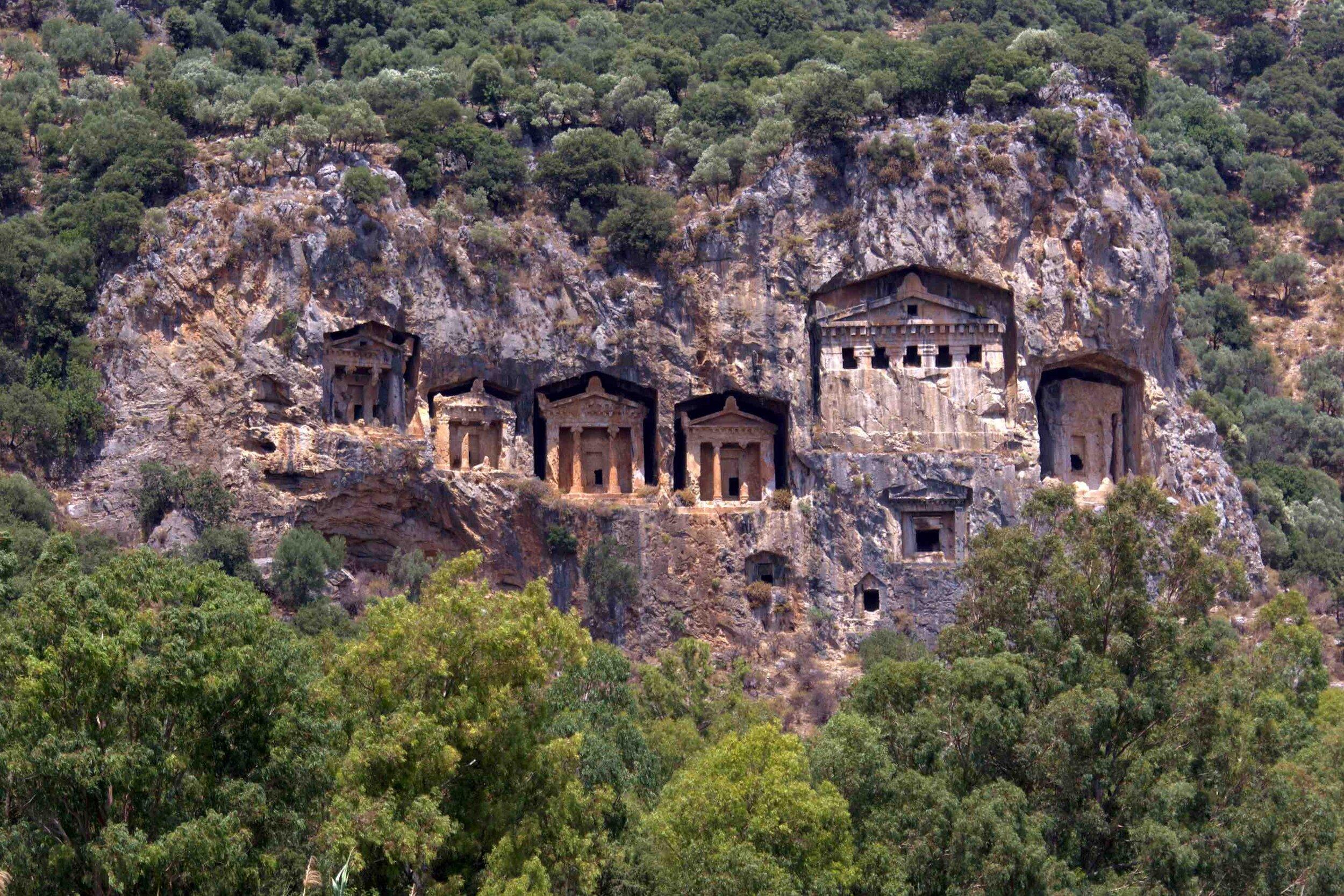 iStock-178068352 turkey ancient greek tombs.jpg