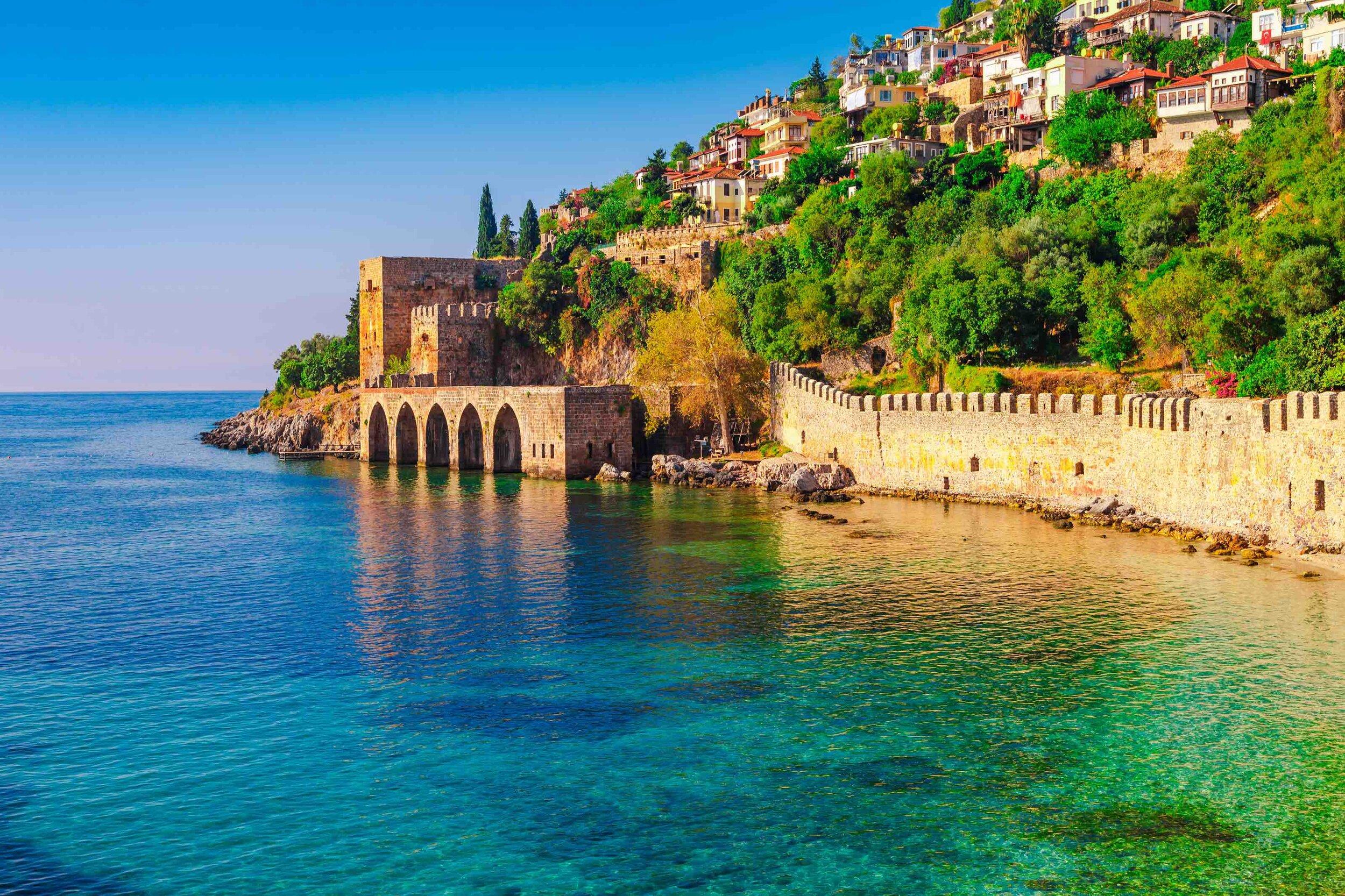 iStock-681983342 Turkish Coast with castle.jpg