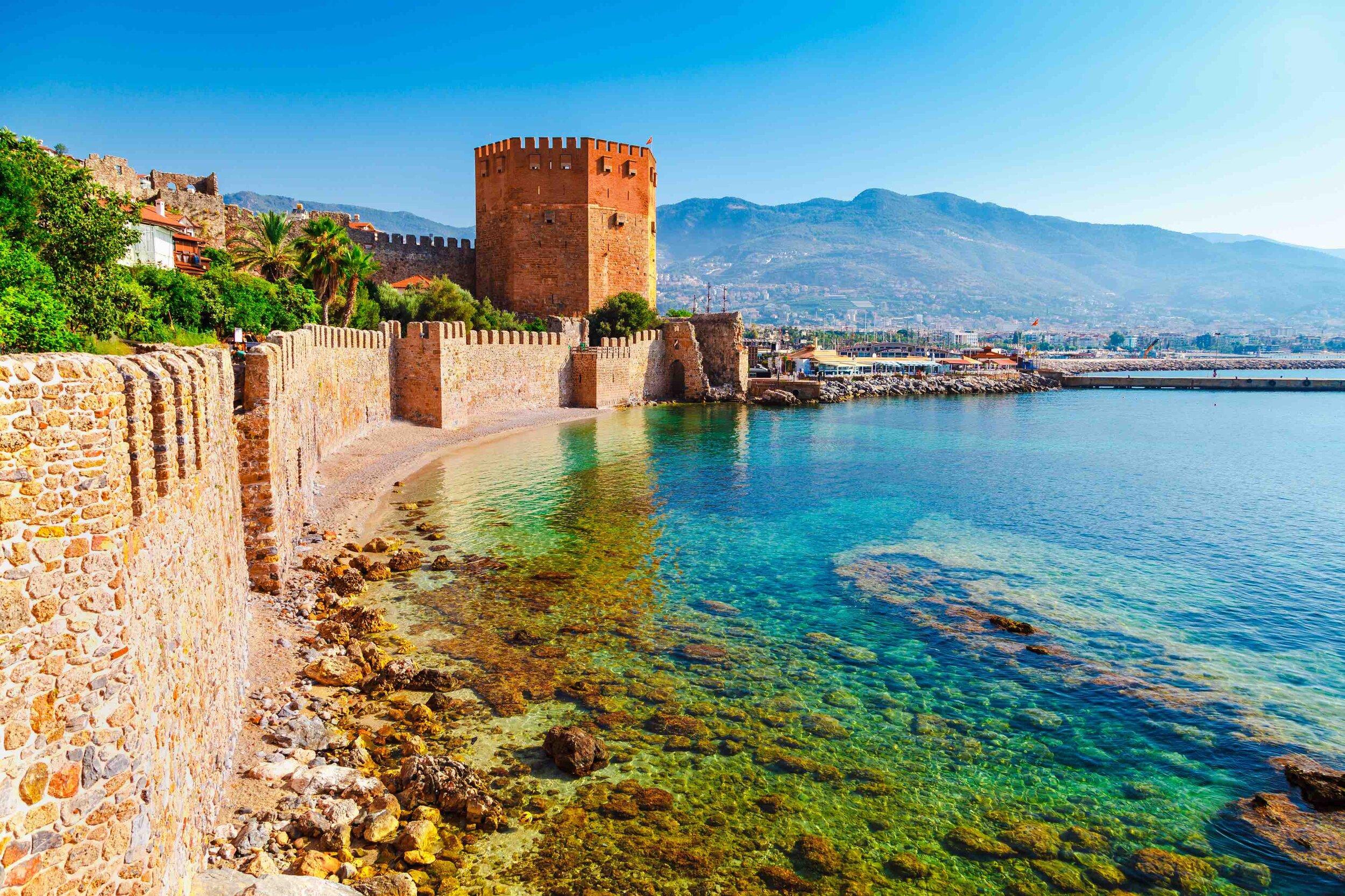 iStock-821804760 Turkey ancient castle.jpg