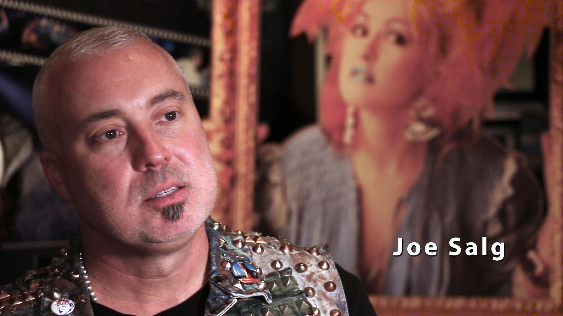 Joe's Cyndi Lauper Museum