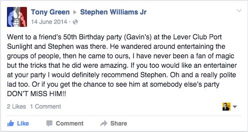 Stephen-Williams-Jr-Review-14th-June-14