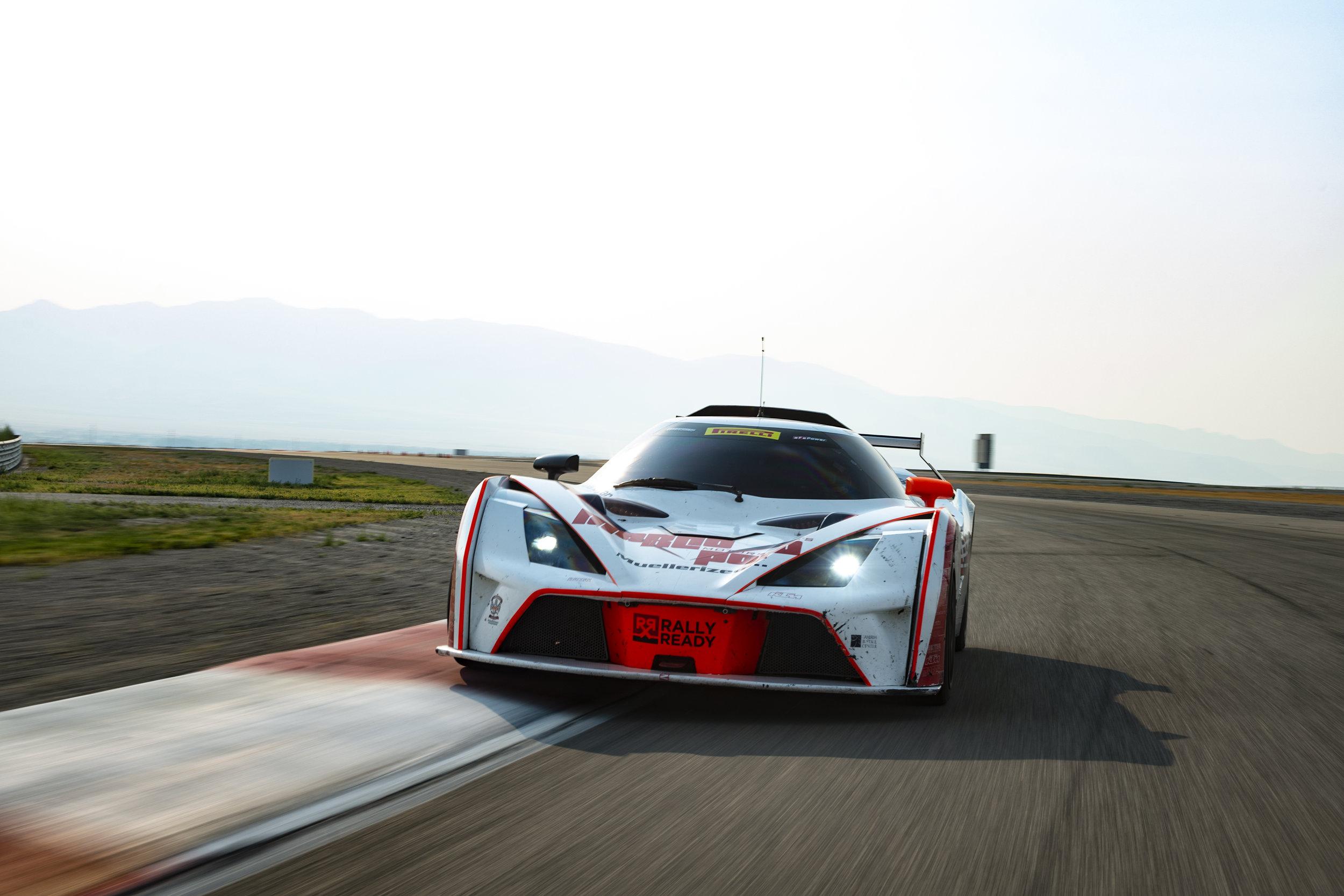 PWC Grand Prix of Utah