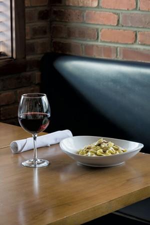 Pasta & Wine Sunday -13-