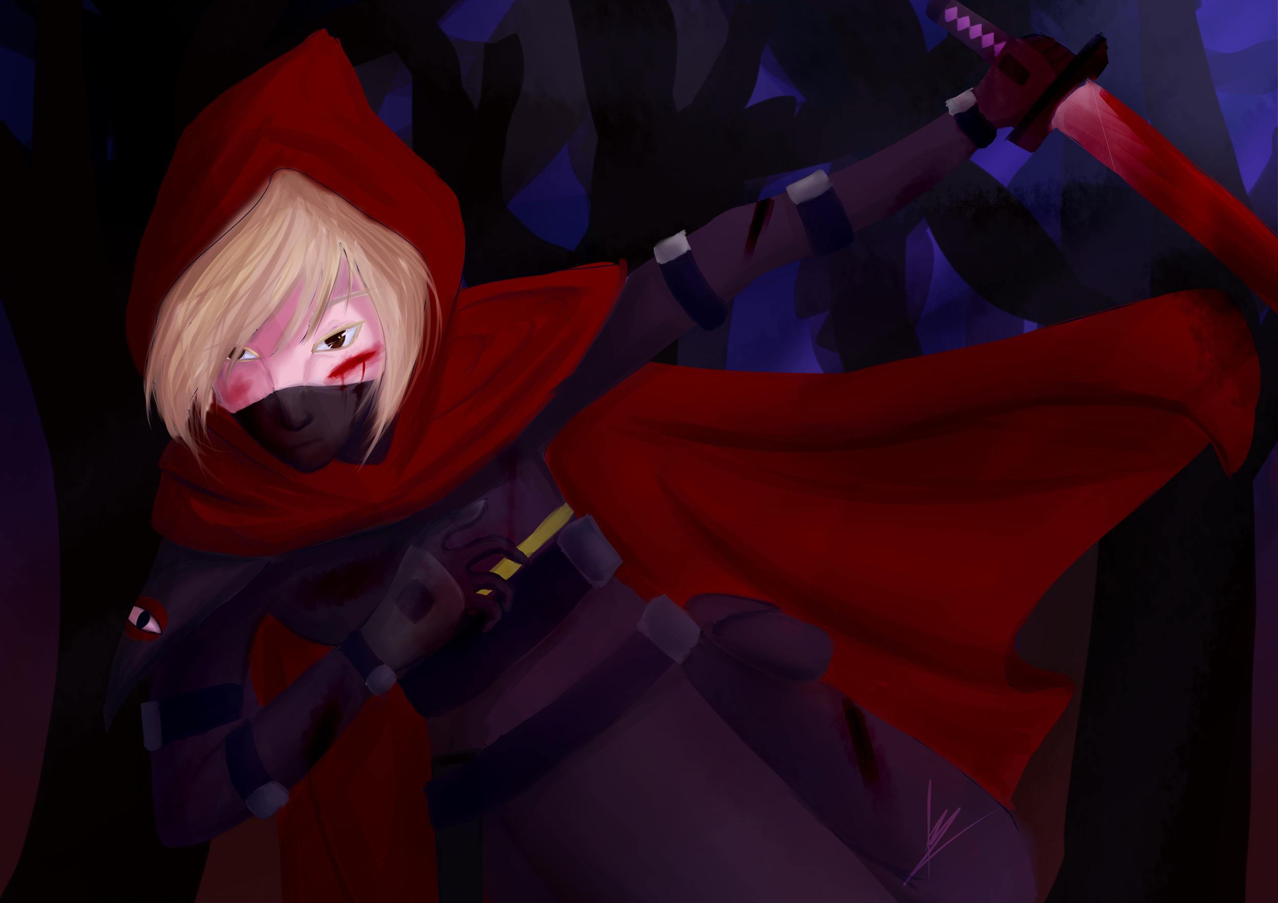 Bloody Elucard