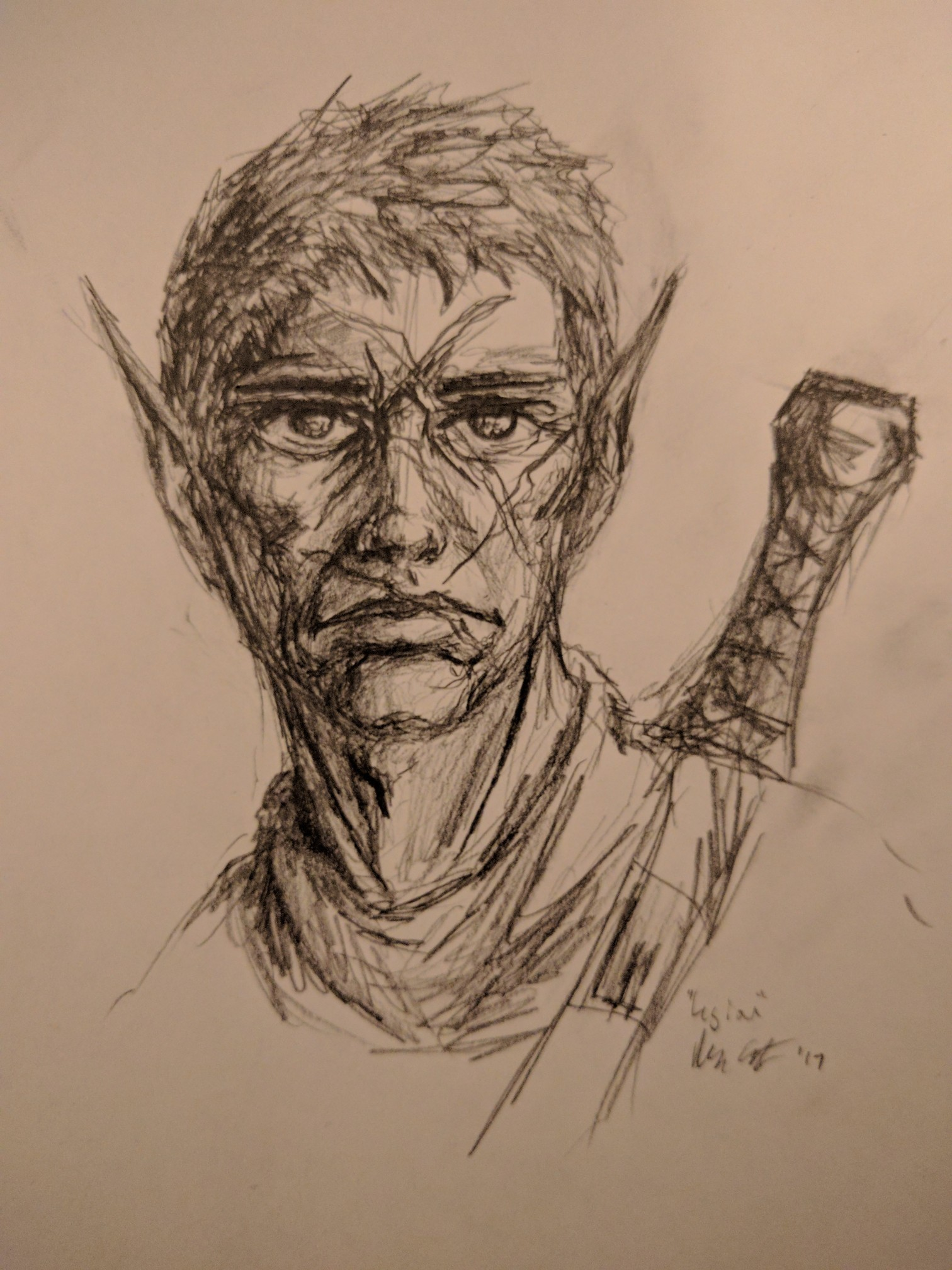Legion Sketch