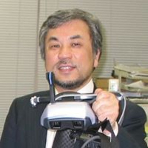 Hideyuki Tamura PhD - Legacy Prize 2019Hideyuki has retired from commercial and academic life after leading a transformative generation of Mixed Reality research from the laboratory to everyday life.