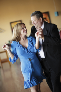 Social dancing is a great way to get exercise, have fun, and meet new people!