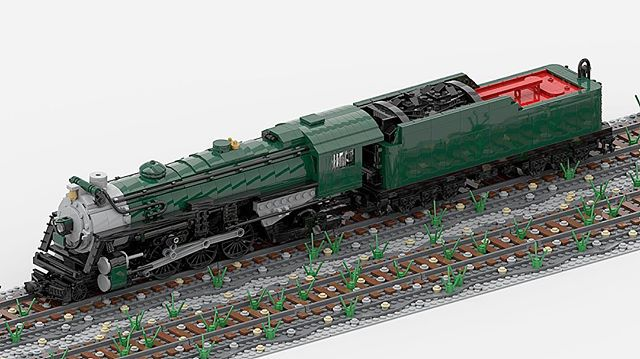 No steam locomotive is complete without a tender in tow! Almost finished!  #IronHorseBrickCo #IHBC #LEGO #CustomLEGO #LEGOTrain #LEGOTrains #AFOL #LGauge #MyOwnCreation #MOC #ModelTrain #ScaleModel