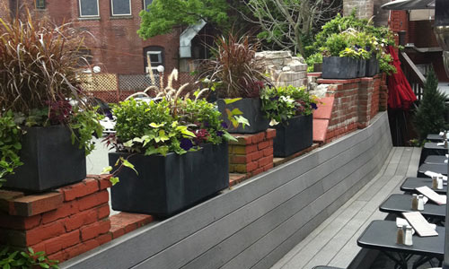 - Let us enhance your company's outdoor space.