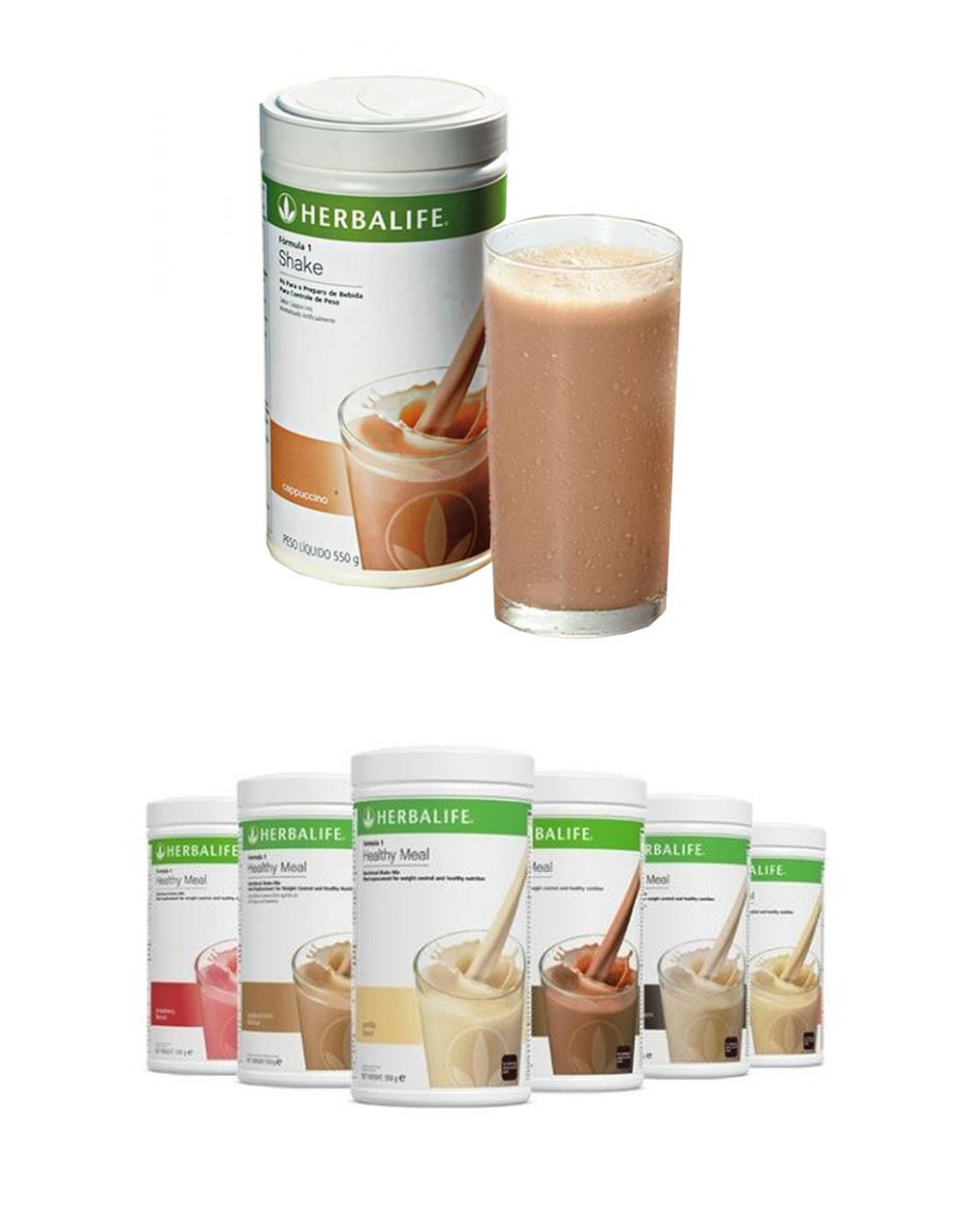 1 - Herbalife Protein Shake — Colonial Fit RVA