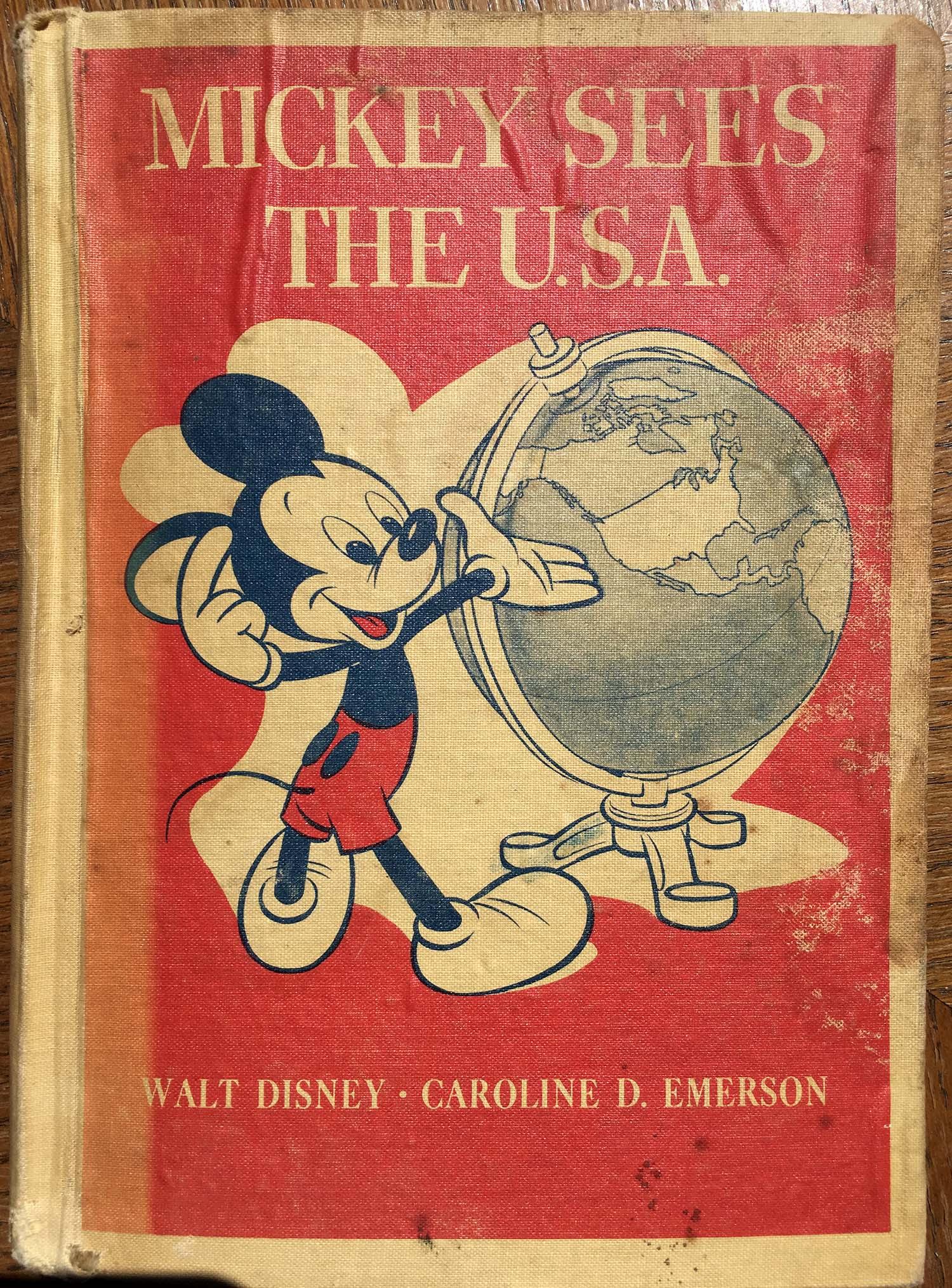 Circa 1920's - 1960's   Walt Disney Collection    Browse Items