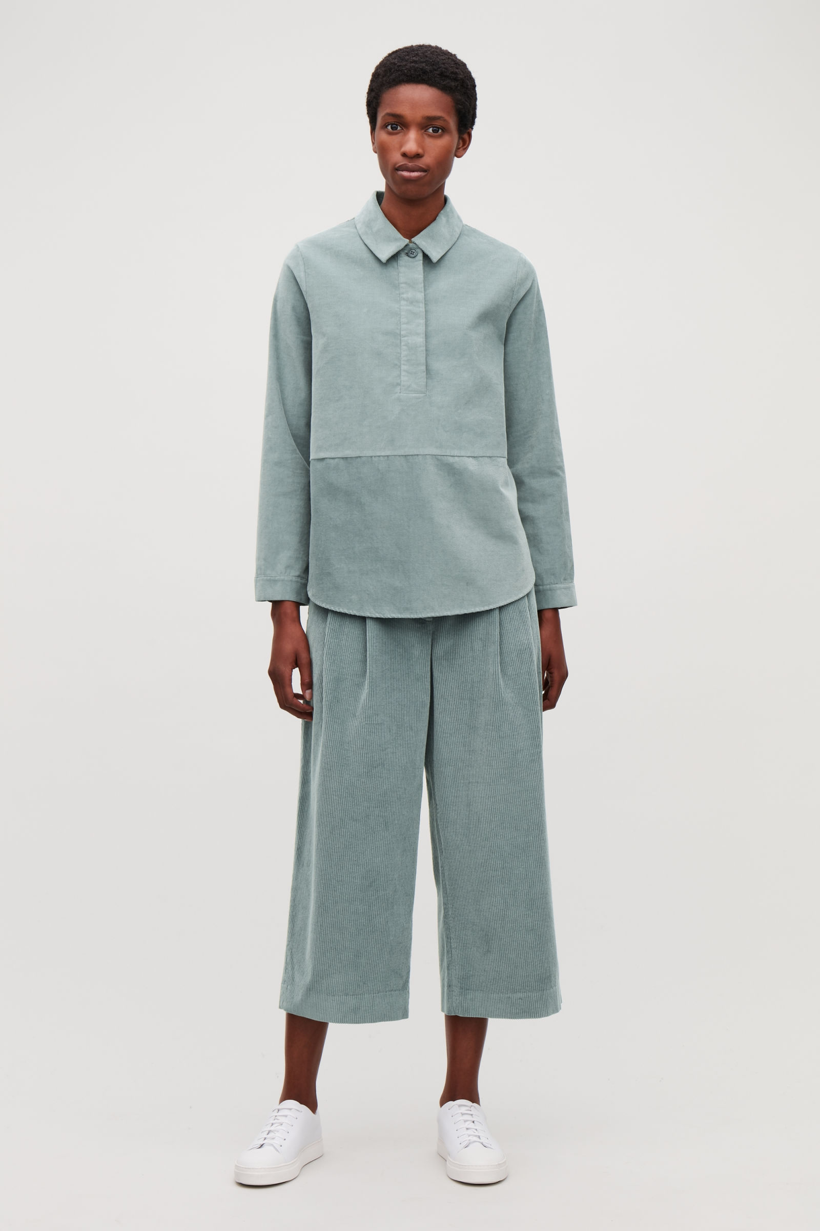 ocean foam - /outfit by cos stores