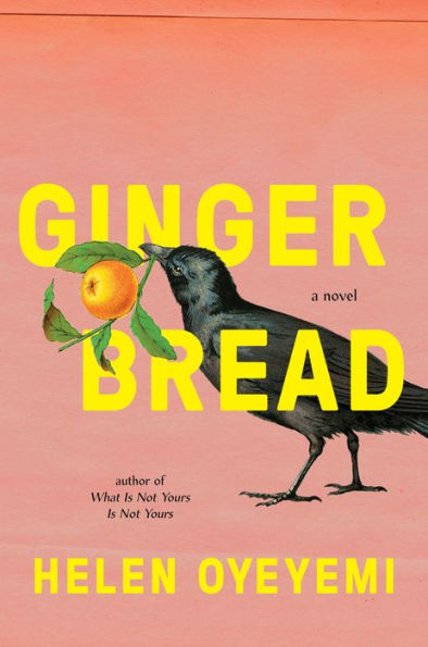 book: gingerbread