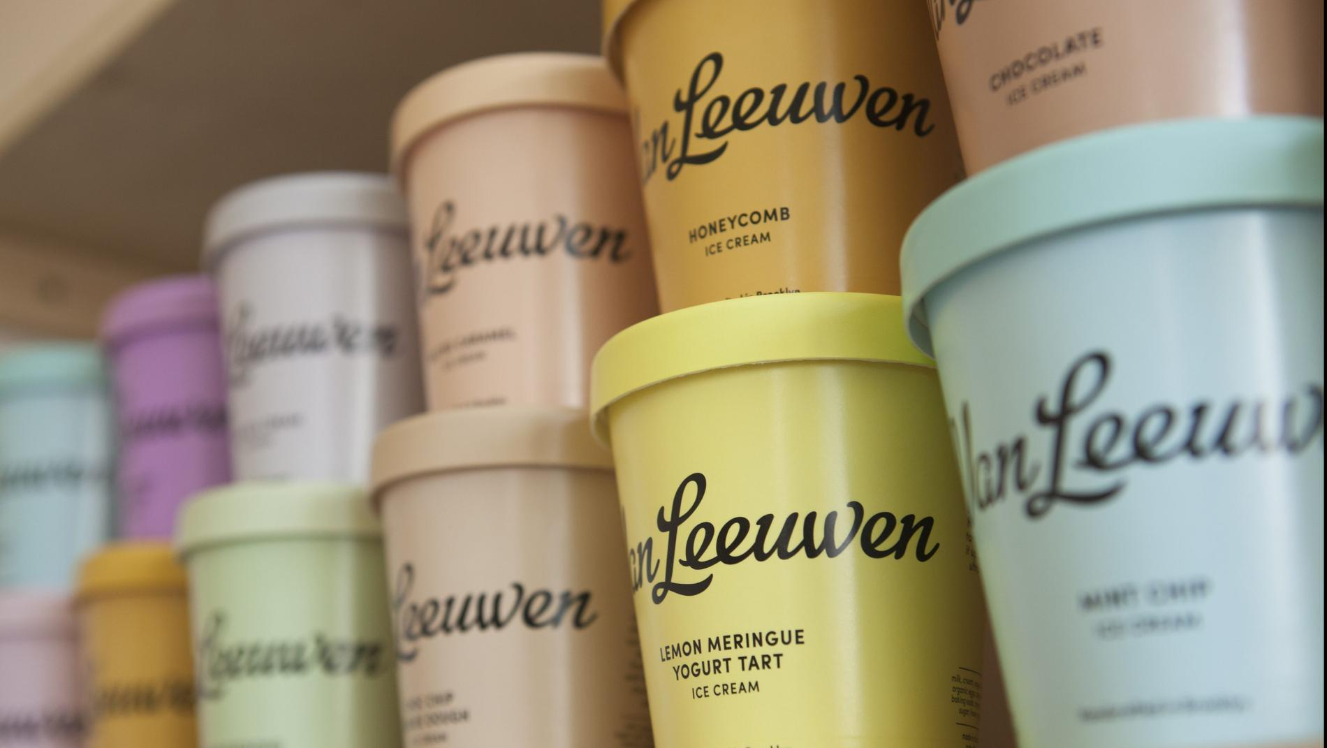 treat: van leeuwen ice cream