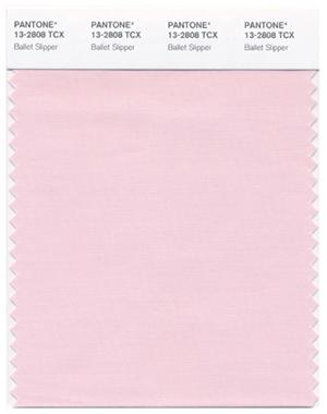 color//ballet slipper pink