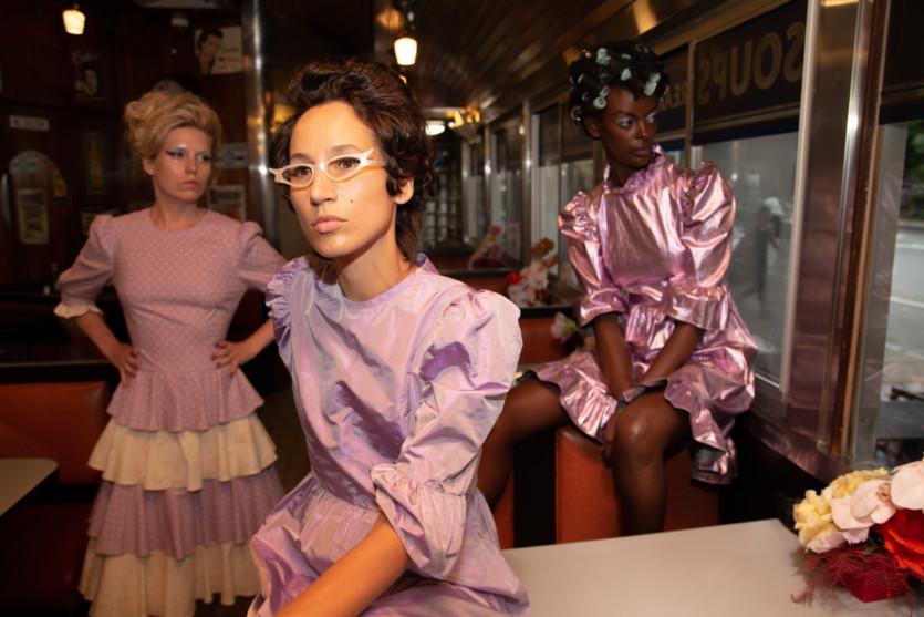 look//basheva dresses
