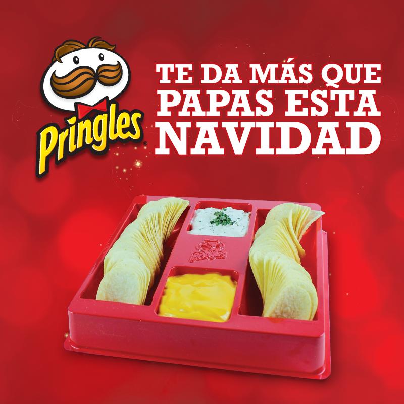 Pringles Te Da Más Que Papas Esta Navidad (2016)
