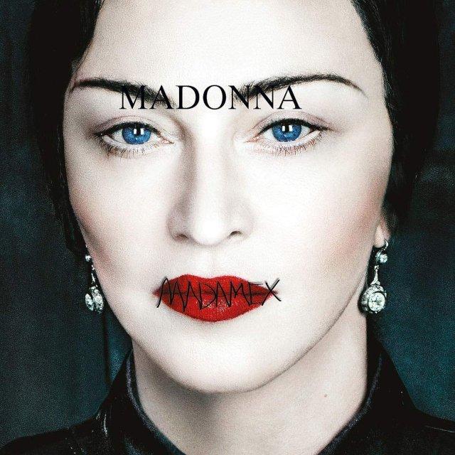 """Madame X"" standard album cover"