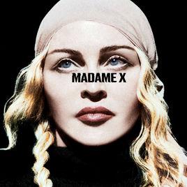 """Madame X """"exclusive"""" album cover"""
