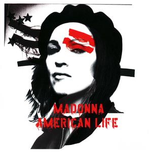"""""""American Life"""" album cover"""