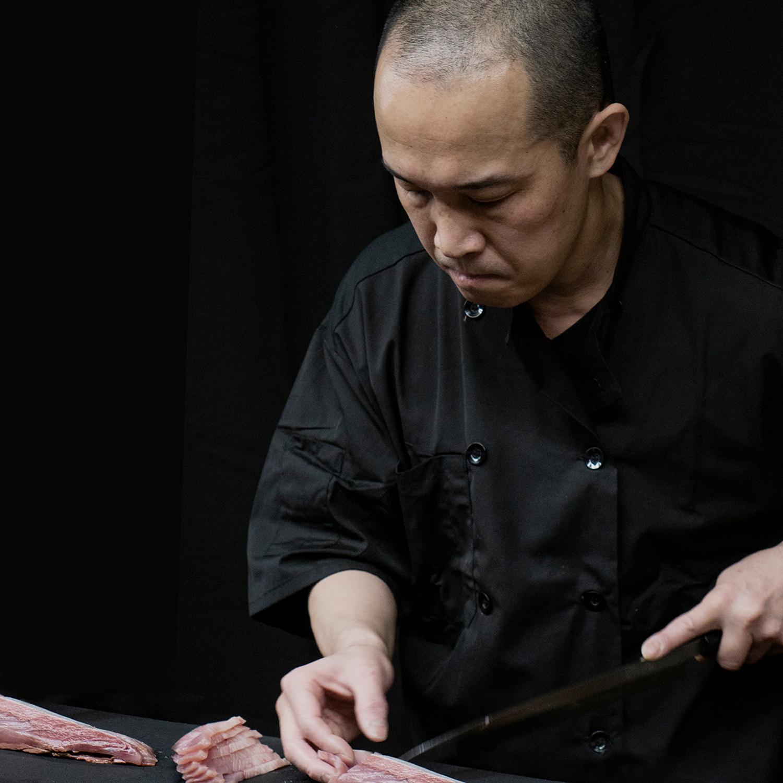 Chef Takeshi Sato