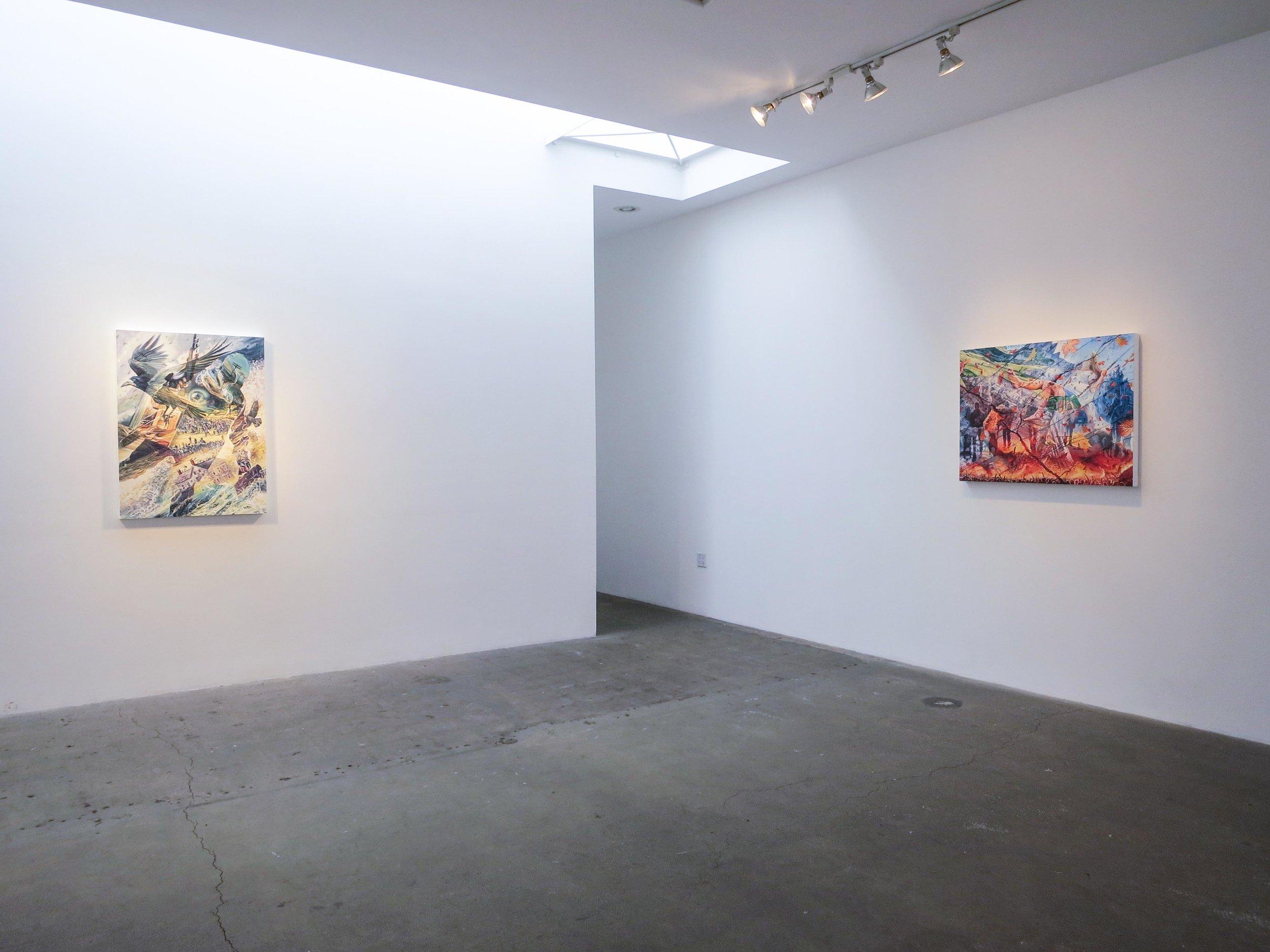 Chad Robertson Artist 2012-2015-Installation 001