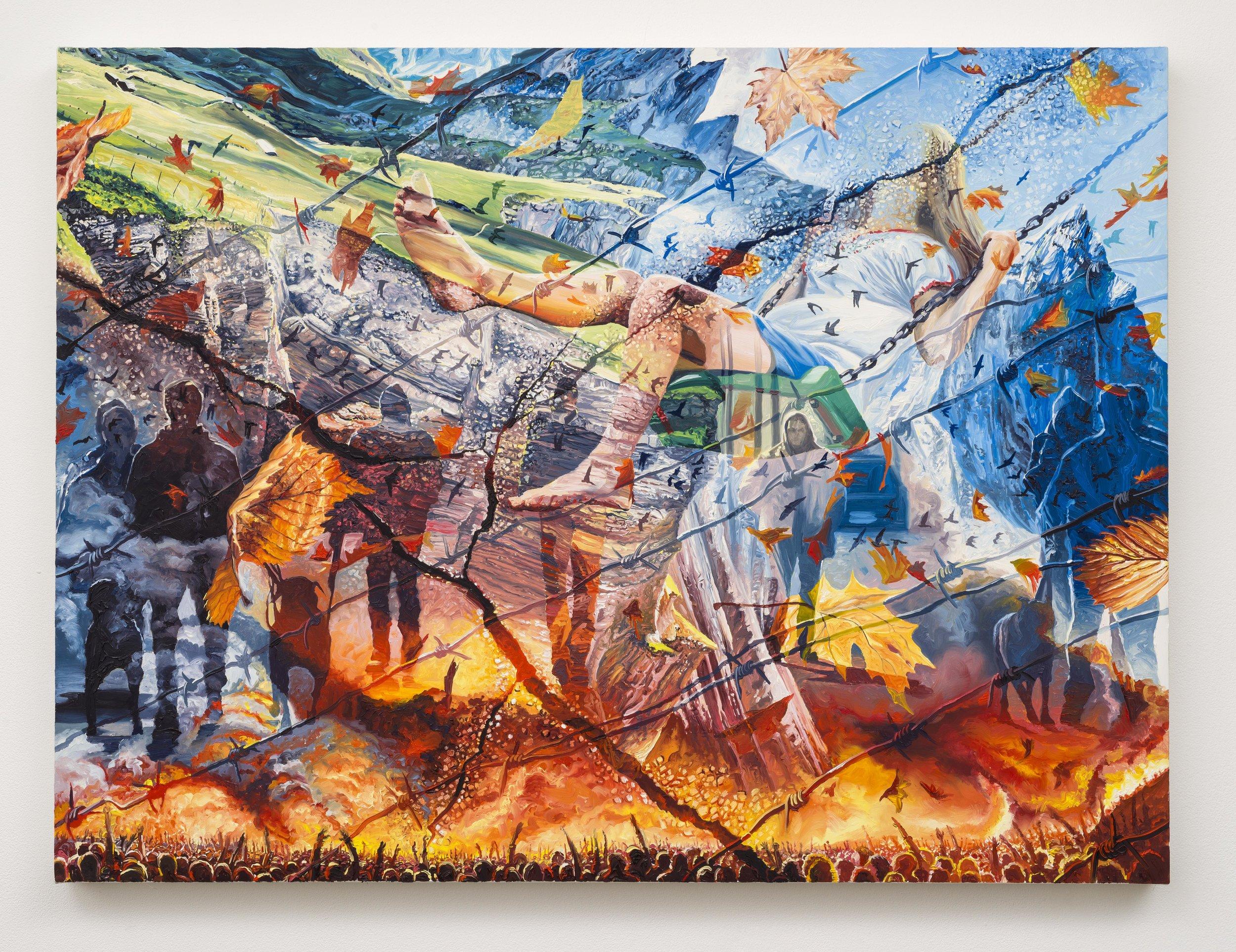 Chad Robertson Artist 2012-2015 Untitled 010