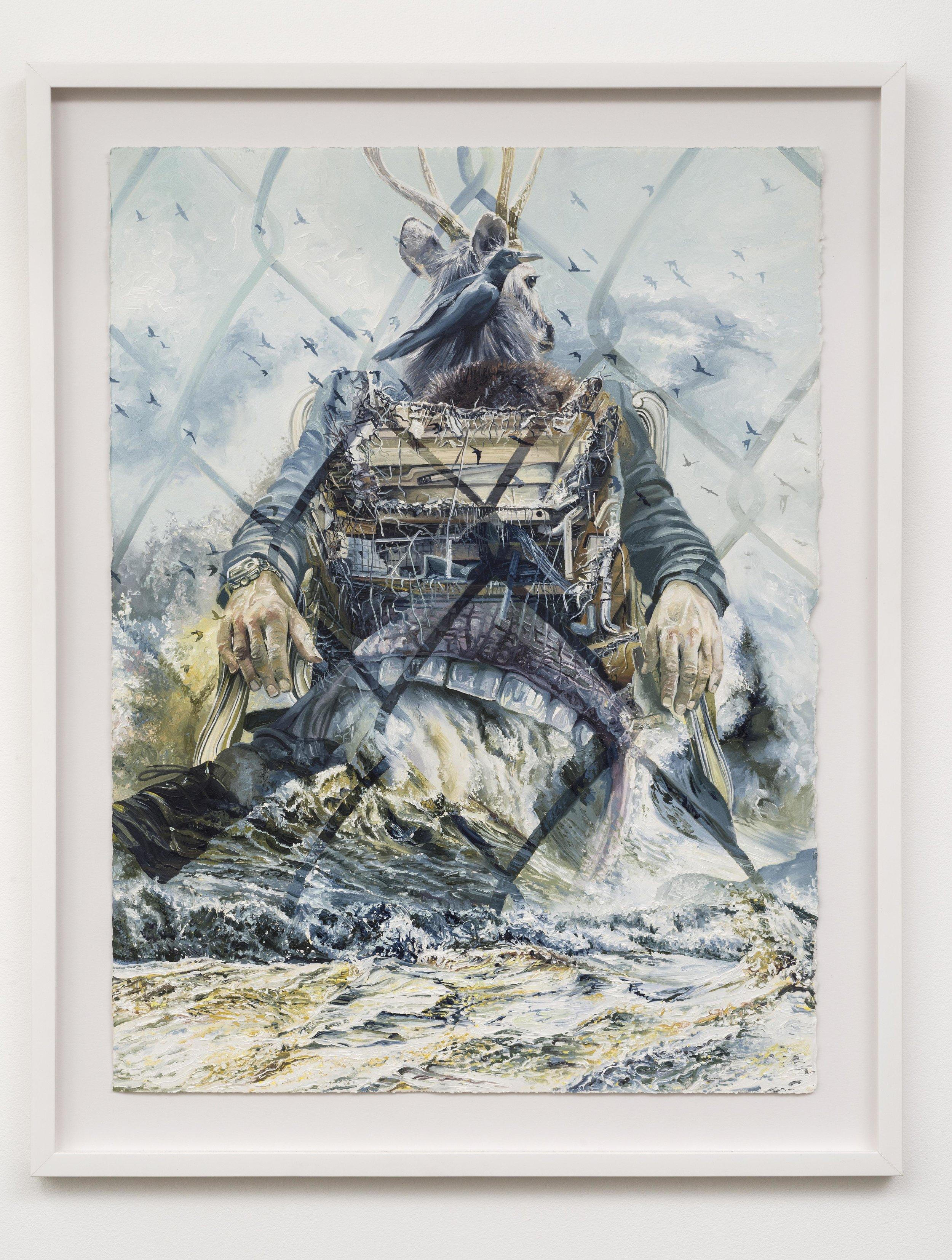 Chad Robertson Artist 2012-2015 Untitled 003