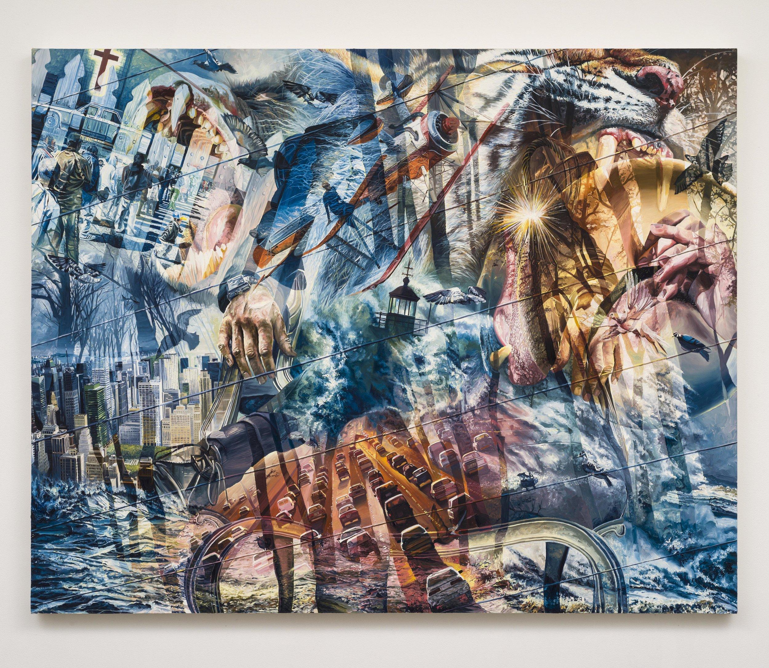 Chad Robertson Artist 2012-2015 Untitled 005