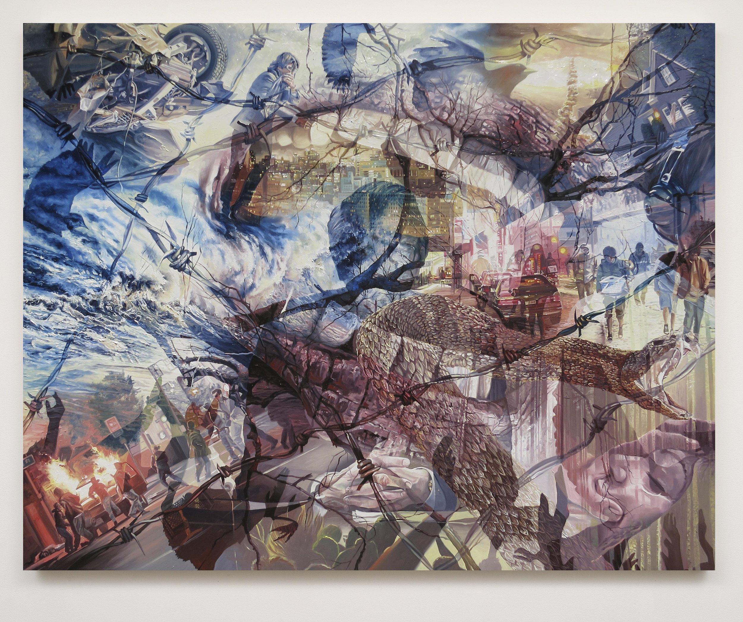 Chad Robertson Artist 2012-2015 Untitled 006
